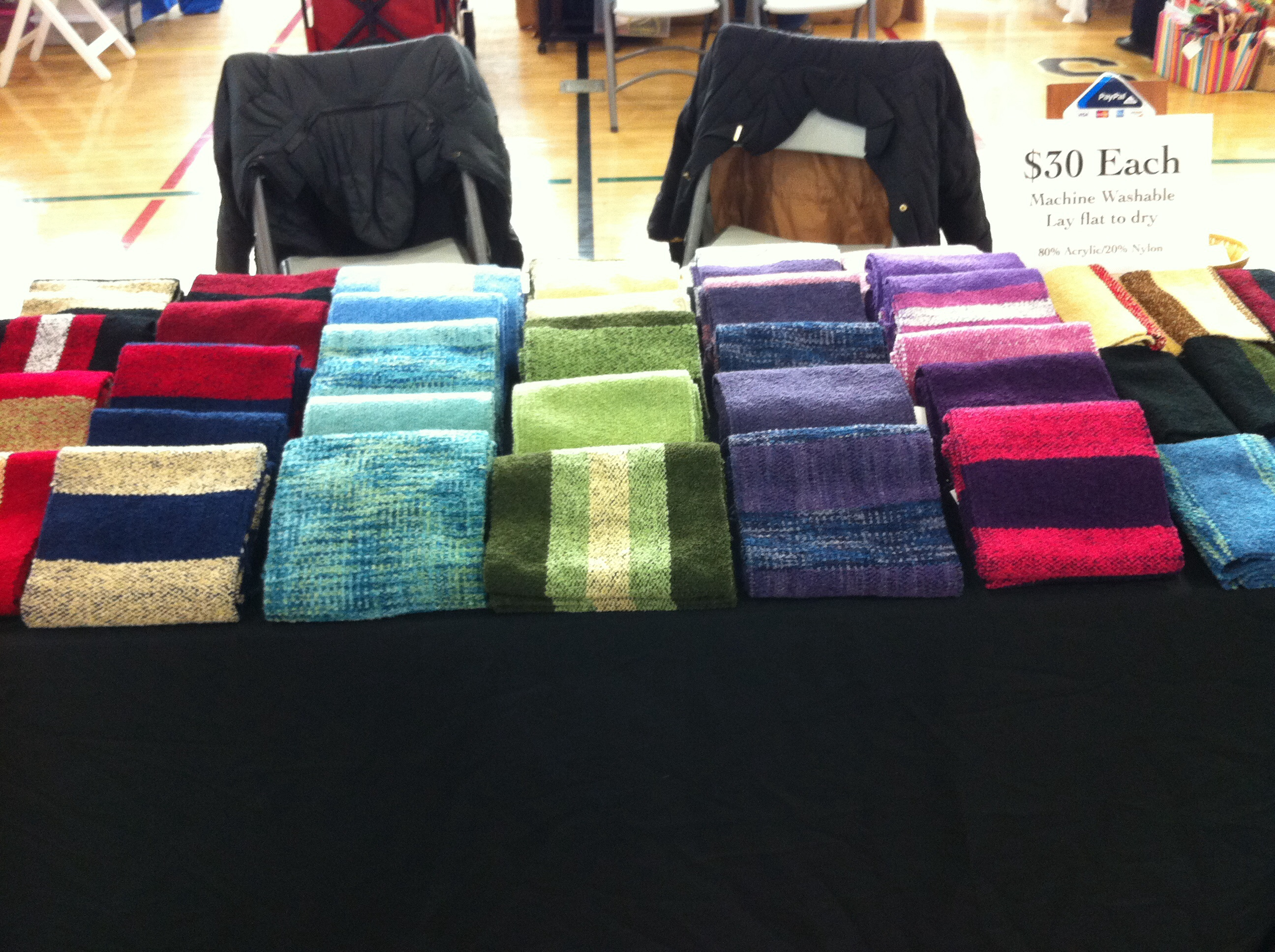 Framingham Craft Show Recap